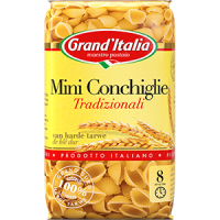 Pasta Mini Conchiglie 350g Grand'Italia